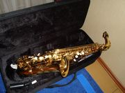 Продам ученический  саксофон альт Con Selmer Prelude  т. 89508360752