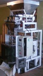 Весовой упаковочный автомат для фасовки сыпучих продуктов МДУ-НОТИС-01