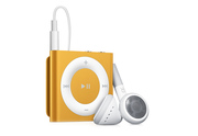 Плеер Apple iPod Shuffle 2GB Orange MC749RP/A