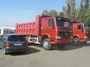 Самосвалы Хово,  Howo в Омске в наличии ,  6х4 25 тонн ,  2250000 руб.