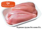 Бройлер: куриная разделка-филе,  окорочок