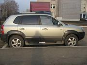 продам туссан 2006 г.в.куплен апрель 2007г.автомат,  2 литра, 4WD
