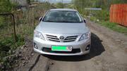 Продам Toyota Corolla 2011 года