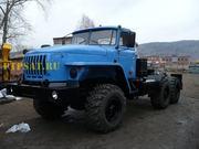 Урал 44202 тягач