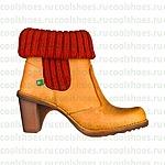 Яркая обувь El Naturalista