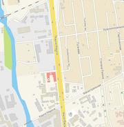 Участок на первой линии улицы Карла Маркса,  Ижевск,  13 соток
