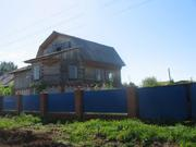 продается дом с зуч  с.Буранова,  ул. Центральная