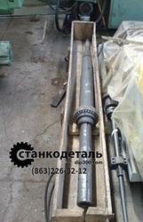 Шарико-винтовая передача к металлорежущему оборудованию.