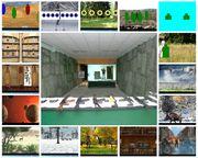 Интерактивный мультимедийный пневматический тир Ингул-7