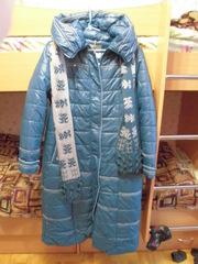 Женское пальто зимнее р 52-64 новое