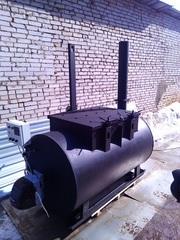 Крематоры для животных 50 - 4000 кг,  инсинератор для утилизации отходо