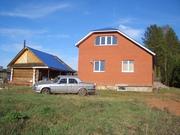 Продается коттедж в д. Бахтияры,  Завьяловского района.  1, 5 км от стар