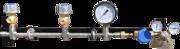 Рампы для технических газов,  под заказ.