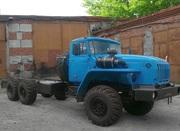 Продам Урал 4320-1951-40 длиннобазовое шасси