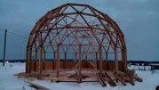 Каркасное строительство купола