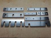 Ножи гильотинные 540х60х16мм производство ( ножи в наличии ).