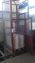 Грузовой подъемник,  лифт  (складской,  ресторанный,  производственный)