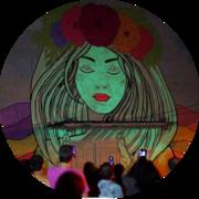 Люминесцентная краска для фасадных работ Acmelight Façade