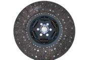 Диск сцепления ведомый упругий (ф 395 мм.) на а/м 4308 Sachs 187800409